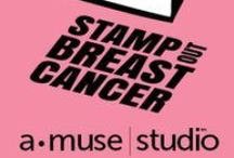 Stamp Out Breast Cancer / Join us to Stamp out Breast Cancer.  Sharing ideas on using your Fight Like a Girl stamp set.