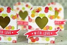 a|s Valentines / Sweet ideas for those you love!