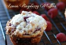 muffins and bread / by Alissa Bumgardner