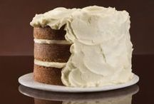 frosting and topping / by Alissa Bumgardner