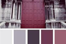 color me pretty / color inspiration for parties, weddings and more / by Alissa Bumgardner