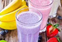 Healthy Drinks / All things to drink! Smoothies, dye free drinks, and flavored water.