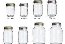 Mason Jar / Glass Projects