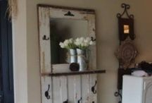 DIY: Upcycle Doors Projects