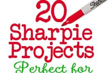 DIY: Sharpie Projects