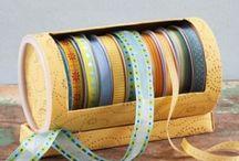 DIY: Ribbon Projects