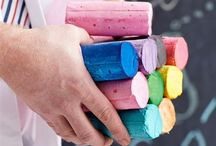 DIY: Chalk Projects