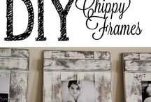 DIY: Picture Frame Projects
