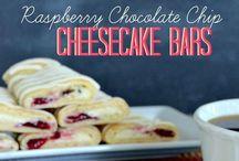 Dessert: BARS