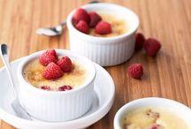 Dessert: BRULEE