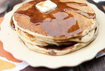 Breakfast: PANCAKES