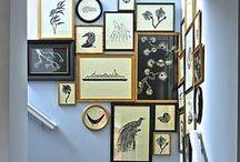 on my walls