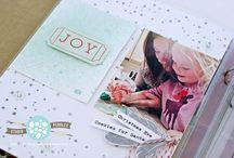 a|s Scrapbook Style / Simple ideas for you scrapbook