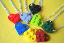 Lego Love / Lego crafts, activities, game, and inspiration for kids and adults!