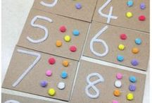 Math / Hands-on activities, crafts, games, and worksheets to help teach kids math.