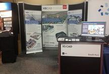 We are Exhibiting / We are participating in AutoCAD and Building Information Modelling conferences and exhibitions.