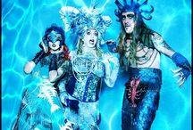 Costume Summer Camp for adults / Costumes, crafts, creativity. learn to male amazing pieces for festivals, concerts, hallowed and costume balls
