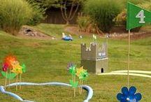 Outdoor Activities for Kids / Activities and games for kids outdoor play.