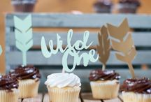"""Wild One Birthday Party / Ideas and inspiration for a """"wild one"""" themed first birthday party. So cute!"""