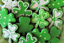 St. Patrick's Day / Now that I have a toddler, celebrating St. Patrick's Day with crafts, sugar cookies, and Irish soda bread sounds just about right. OK, maybe a Guinness for Mom and Dad!
