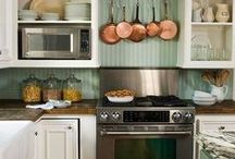 Home: Kitchens / Kitchens and Kitchen Decor / by The Everyday Home