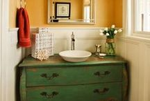 Home: Bathrooms / Not your Mama's bathroom!