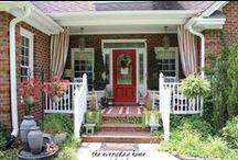 Home: Porches & Decks / Verandahs, Piazzas and Porches!