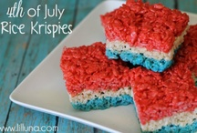Seasons: July 4th / Happy Independence Day, America!