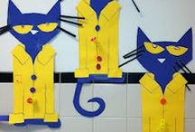 Pete The Cat / by Barb Taylor