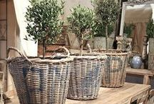 Style:  Rustic Decor / There is nothing like the simplicity of the rustic style!
