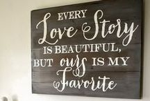 Crafts: Quotes / Quotes and Signs!