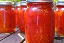 Garden: Canning / Make mine fresh!