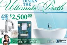 Design The Ultimate Bath