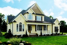 Two-Story Home Plans / Find Donald Gardner homes with a second story.