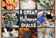 Seasons: Halloween Party / Party ideas that won't scare you away!