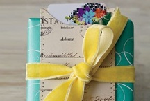 pAcKaGiNg & WrApPiNg / by ปัญจะ ศิระโรจน์