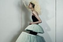 Fashion forward Freida