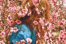Sakura / Spring fashion