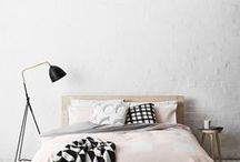 HOME SWEET HOME / Apartment Interior Inspiration