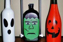 TRICK OR TREAT! / Halloween crafts / by Jennifer Sisson