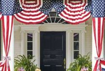 Style: Americana / Oh say can you see! / by The Everyday Home