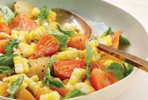 Food: Sweet Corn / Summer would simply not be Summer without sweet corn.