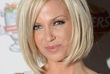 Fashion: Hairstyles / From short to medium to long to brunette to blonde to red...hairstyles!