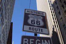 Route 66 / by lynkia