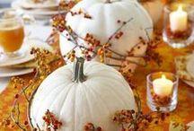 Autumn Inspiration / Autumn inspirations, decor, recipies, themes, crafts