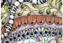 Art: Doodling / by Vidda Chan