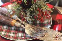 Christmas: Ralph Lauren / Ralph Lauren knows how to do Christmas.