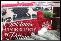 Christmas: Crafts / A Handmade Christmas!