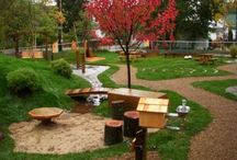 GPC - Natural playscapes / Landscaping / by Stacy Ash