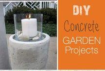 Garden: DIY Ideas / Easy ideas for your garden!
